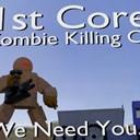 1st Core: The Zombie Killing Cyborg