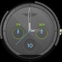 Aircraft Watch Face