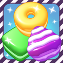 Cookie Blast Fever - Match 3: Sweet Baking Journey