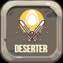 Deserter : Curse of the fallen knight