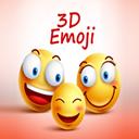 Emoji 3D Stickers