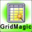 GridMagic (MiniExcel)