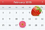 Ovulation calendar online