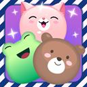 Pet Puzzle Paradise - Match 3: Animal Rescue Tour