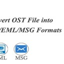 Regain Convert OST File to PST Tool