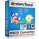 SysInfoTools MBOX to PST Converter