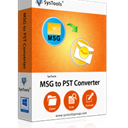 SysTools MSG to PST Converter