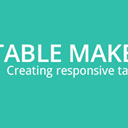 Table maker