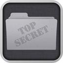 top secret file